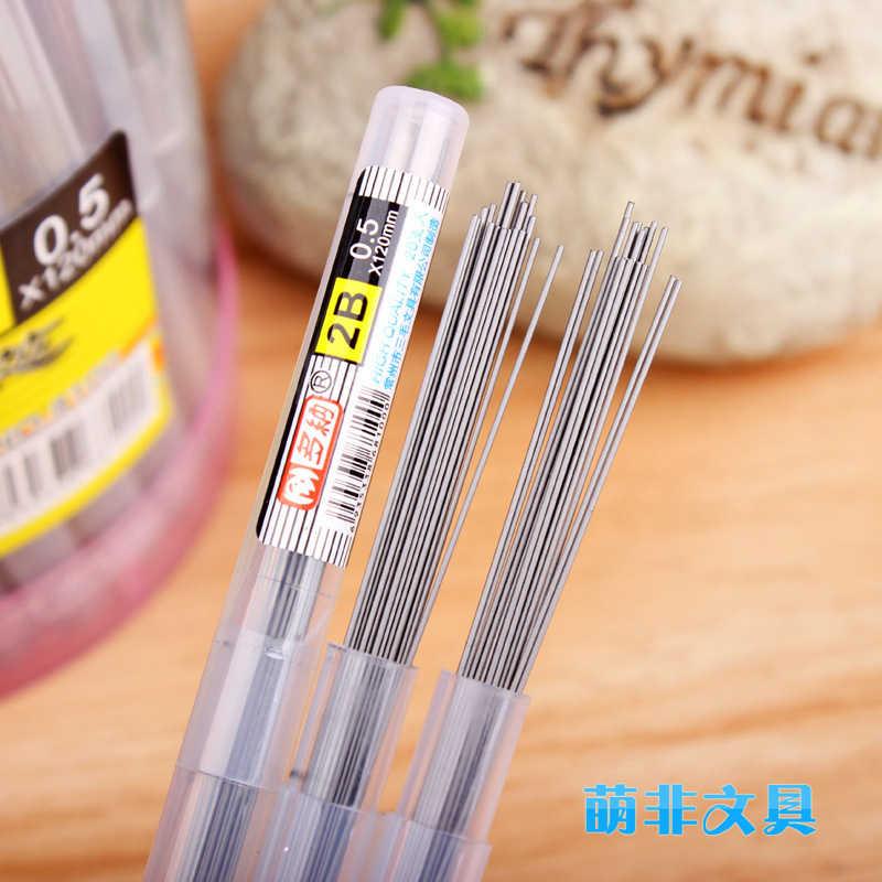 Utensílios de tradução b422 2b, resina de chumbo 0.5 doner automático, lápis, presentes para estudantes