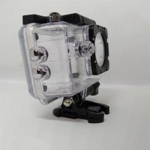 Image 2 - 40M Waterproof Housing Case for SJCAM SJ4000 WIFI SJ 4000 Plus Eken h9 Case h9r SJ4000 Accessories