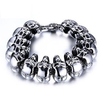 727a3c480fef Brazalete abierto ancho brazalete de joyería brazalete de acero inoxidable  pulseiras de ouro para ...