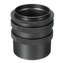 M42 Металл Макрос Удлинитель 3 кольца L8D Набор адаптер для M42 42 мм винтами Цифровой Зеркальной Объектив для камеры