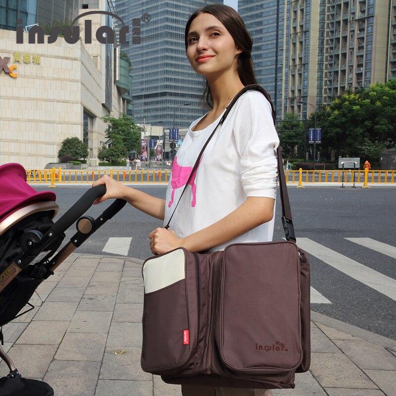 Multifuncional Bebé Recién Nacido Portable Cuna Nappy Momia Bolsa - Pañales y entrenamiento para ir al baño - foto 2