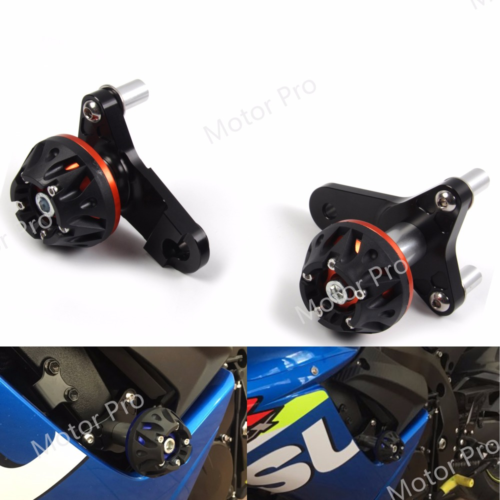 For Suzuki GSXR 600 2011 2016 Engine Slider Protector Anti Crash Falling Protection GSX R GSX