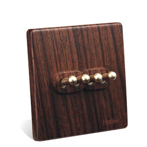 10a Wall Switch Uk Standard 4 Gang 1 Way    2 Way Lamp Switch 220v 250v Diy Toggle Switch