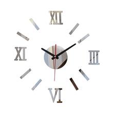 clock furniture mirror diy