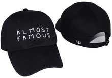 7b89ba6c7aed2 2017 new Mens Womens Boys Almost Famous Baseball Cap Adjustable Strap Back  Trucker sun Hats casquette Kanye West bear caps