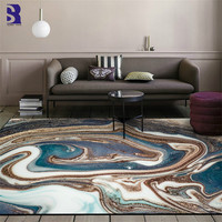 SunnyRain 1 piece Abstract Carpets for Living Room Area Rugs and Carpets Rug for Bedroom Dywan