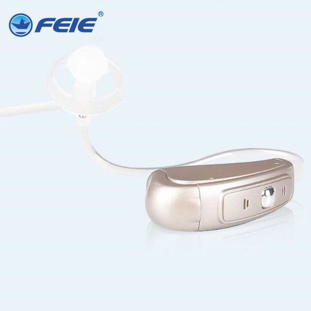 Free shipping machines for working at home sound amplifier open ear digital hearing aid MY-18S