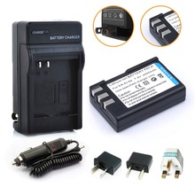 HIBTY 2400mAh EN EL9 EN EL9 ENEL9 Rechargeable Camera Battery For Car Charger Adapter Nikon EN