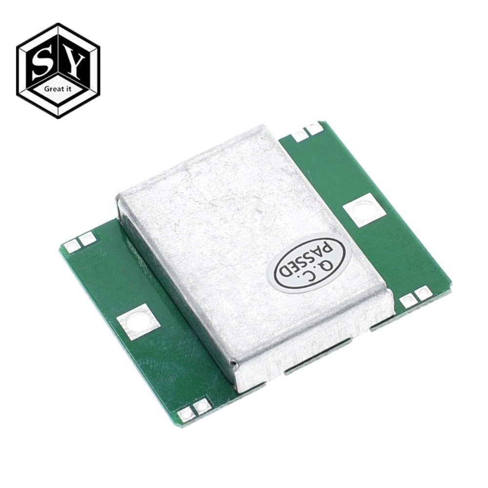 GREAT IT Microwave Doppler Radar Wireless Module Motion Sensor HB100, Microwave Motion Sensor, Motion Detector(China)