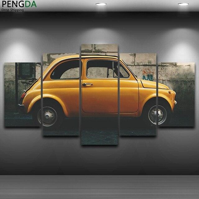 5d5a05a0bd Tela HD de Impressão Pintura A Óleo Da Paisagem Da Arte Da Parede Quadro  moderno Cartaz