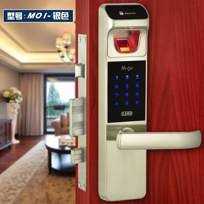 Fingerprint Scanner Door Lock Fingerprint Reader Door