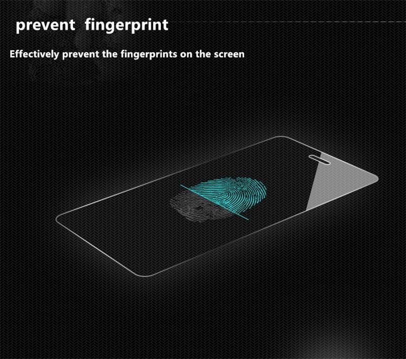For Tempered Glass Motorola Moto M Էկրանի պաշտպանիչ - Բջջային հեռախոսի պարագաներ և պահեստամասեր - Լուսանկար 4