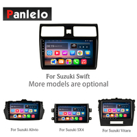 Panlelo Android For Suzuki SX4 Alivio Swift Vitara Mirror Llink Touch Screen Bluetooth Hands free Call Steering Wheel Control