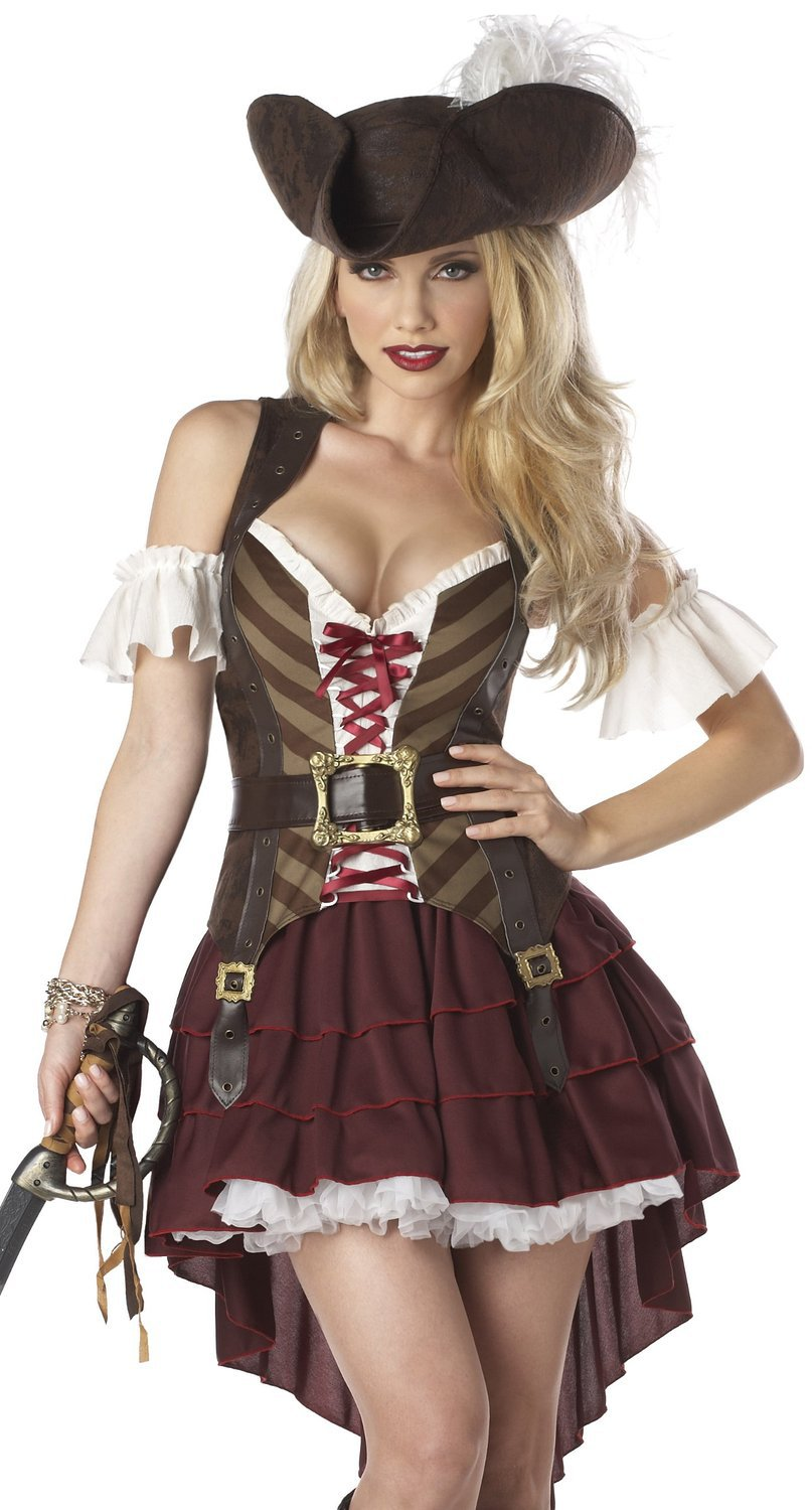 Free Shipping Halloween Sexy Costumes Womens Eye Candy -6339
