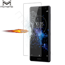 For Sony Xperia XZ2 Compact Premium Tempered Glass 9H Ultra-thin Toughened protective Film For Sony Xperia XZ2 Screen Protector mr northjoe tempered glass film screen protector for sony xperia z1 l39h 0 3mm thin 9h hardness