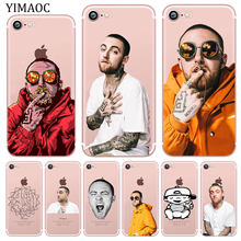 YIMAOC Macs Miller Soft Silicone Phone Shell Case for iPhone XR X XS 11 Pro Max 5 5S SE 6 6S 7 8 Plus 10 TPU Cover(China)