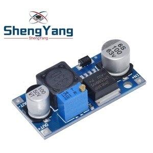 Image 5 - Módulo de potencia de DC DC ajustable, 1 Uds. LM2596HVS LM2596 HV LM2596HV, 4,5 50V a 3 35V, limitador de Urrent
