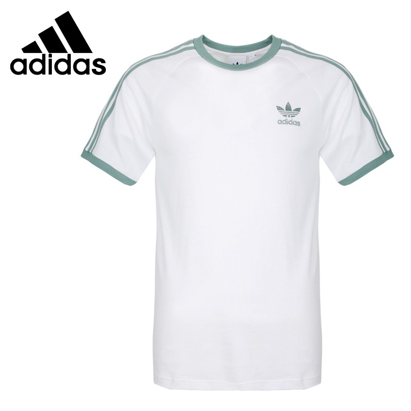 <font><b>Original</b></font> New Arrival <font><b>Adidas</b></font> <font><b>Originals</b></font> 3-STRIPES TEE Men's T-shirts short sleeve Sportswear image