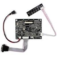 7 인치 800x600 lcd 화면 용 KYV-N2 v2 a070sn02 vga av lcd 컨트롤러 보드