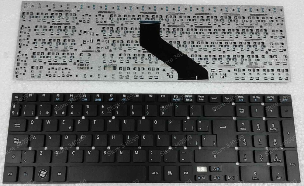 100/% NEW for Acer Aspire 5755 5755G 5830 5830G 5830T 5830TG Keyboard black