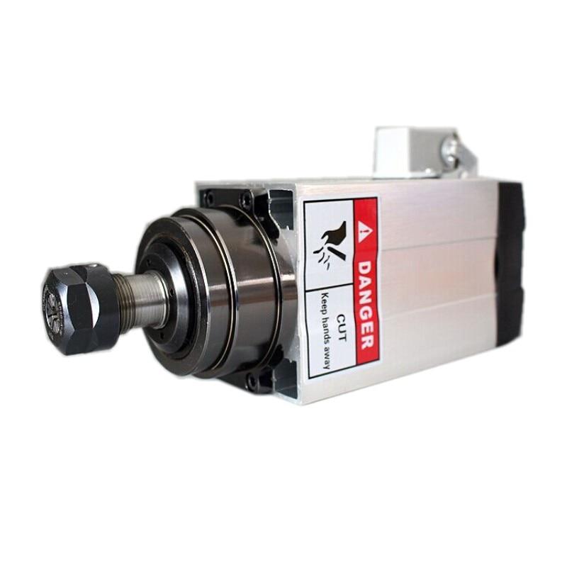 TECNR wysokiej jakości 2.2kw 220 v chłodzony powietrzem silnik - Obrabiarki i akcesoria - Zdjęcie 2