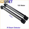 GZGMET Factory 100 meter 172cm length window enter alarm IR beam sensor Aluminum alloy waterproof active home security detector