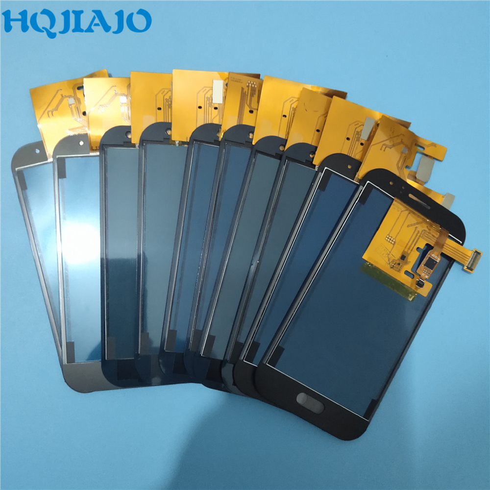 10Pieces lot For Samsung J110 J1 Adjust LCD Display Touch Screen Digitizer For Samsung Galaxy J1