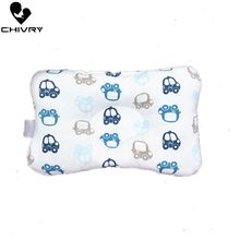 New Newborn Shaping Pillows Baby Pattern Pillow Sleeping Support Prevent Flat Head Cushion Shape Cute Crown Infant Pillow lokyee 6119 cute bear pattern infant baby avoid flat position pillow light ivory