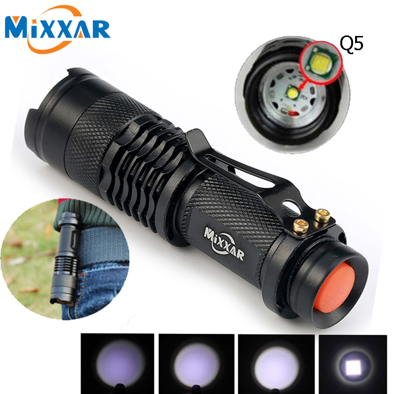ZK90 3000LM Led Lampes de poche Portable Camping LED Chasse Lampe Torche Lumières Night Light Lantern Police militaire Lampe-torche