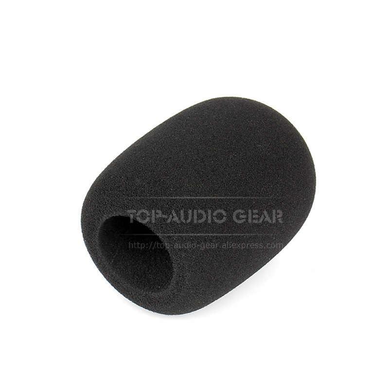 Pare-brise mousse Microphone cache pare-brise pour NEUMANN U67 U87 U87Ai U 67 87 89 Ai 89i 87Ai TLM 102 67 micro coupe-vent Pop filtre