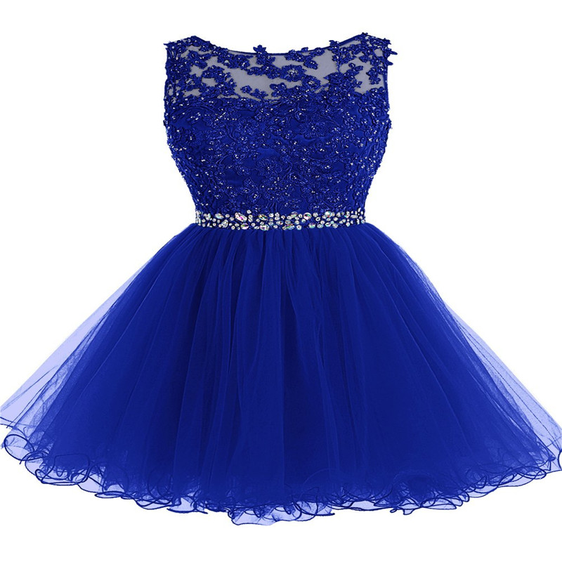 Popular Royal Blue Semi Formal Dresses-Buy Cheap Royal Blue Semi ...