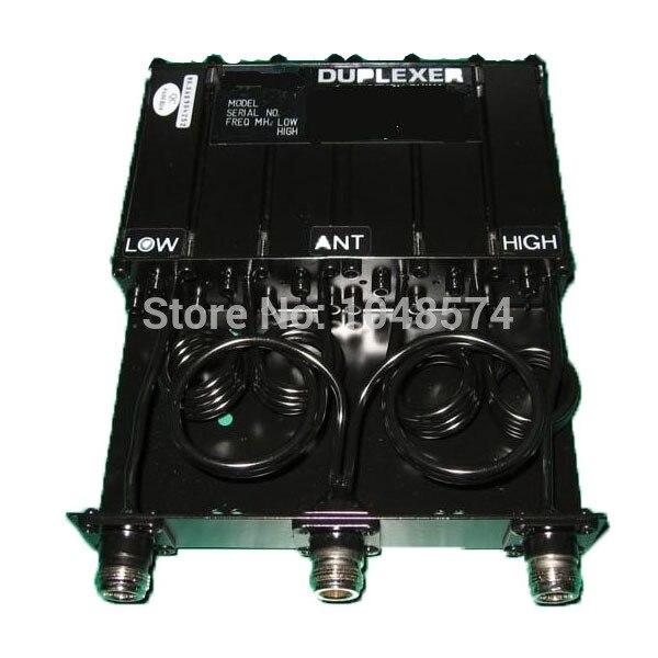 Бесплатная доставка ретранслятор 30 Вт 150 мГц 6 полости, дуплексер n разъем ...