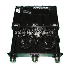 Free shipping repeater 30W 150MHz 6 Cavity VHF Duplexer N female connector(China)