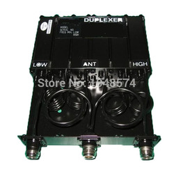 Free shipping repeater 30W 150MHz 6 Cavity VHF Duplexer N female connector