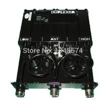 Freies verschiffen repeater 30 Watt 150 MHz 6 Hohlraum VHF Duplexer N buchse