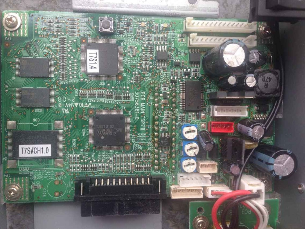 Used for STAR TSP700II  sports lottery printer interface board motherboard lottery boy