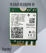 Dual Band Kablosuz ac 9260NGW NGFF 1.73 Gbps 802.11ac WiFi Kartı + Bluetooth Intel 9260 8265NGW 7260AC NGFF 2.4G/5G Oyun Wlan