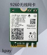 Dual Band Wireless   AC 9260NGW NGFF 1.73 Gbps 802.11ac WiFi + Bluetooth สำหรับ Intel 9260 8265NGW 7260AC NGFF 2.4G/5G Wlan