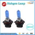 9012 Lâmpada Halógena lâmpada Xenon HIR2 PX22d Brilhante Quartzo Azul frente De Vidro Externo Farol DRL lâmpada 6500 K frete grátis