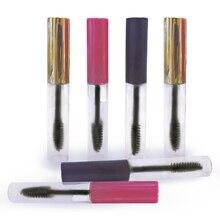 10ml empty tube round mascara transparent lip eyeliner high-grade DIY blowing bottle dispensing