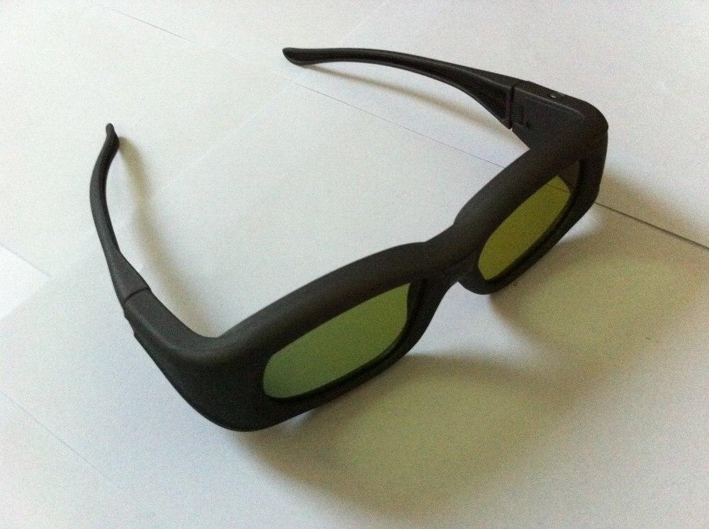 3D Bluetooth активный затвор очки для Panasonic Samsung телевизор перезаряжаемый