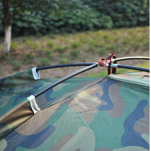 Image 5 - 1 4 Person Portable Outdoor Camping Camouflage Tent Outdoor Camping Recreation Double Couple Camping Tent Ultraviolet proof Tent