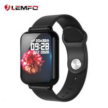 LEMFO B57 Smart Watch Men Watch For Apple Android IOS Blood Pressure Oxygen Monitor Fitness Tracker Multi-Sport Mode Smartwatch(China)
