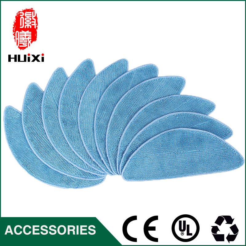 275*105mm Cleaning Mop Cloth Washable for DN621 DN621+ DN620 for Robot Vacuum Cleaner Parts