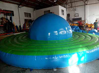 2016 Best Quality Inflatable Sports Game Inflatable Bouncer Inflatable Playground Entertainment