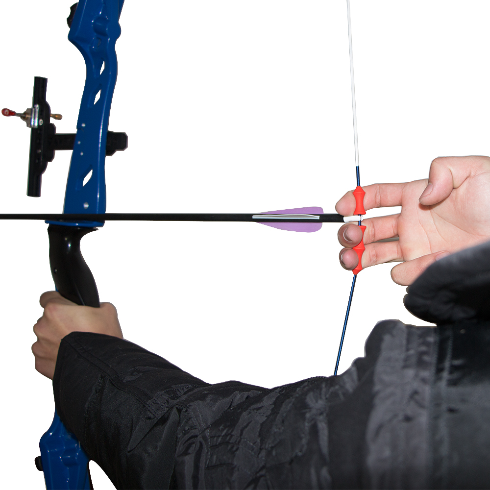 Bow Arrow And Finger Guard