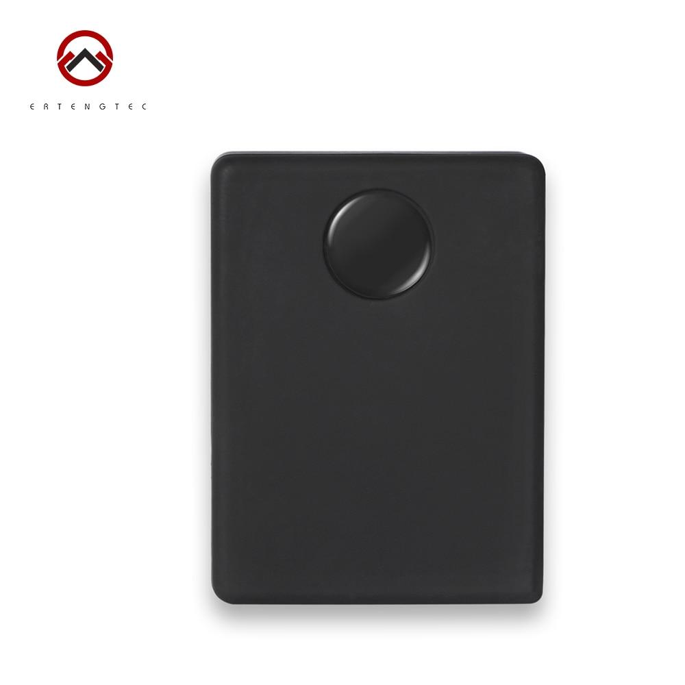 Mini GSM Spy Dispositivo Vocale Sistema di Sorveglianza Monitor N9 Quad fascia Ascoltare In Allarme Acustico Built-In 2 Mic 12-15 Giorni Standby