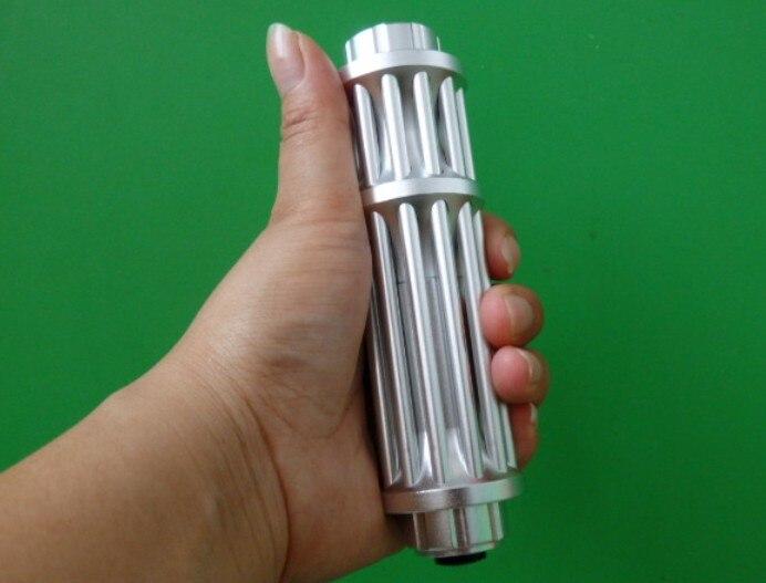 Militaire Vert Rouge Laser Pointeur vue 500000 m 532nm Haute Puissance Lazer lampe de Poche Brûler L'allumette bougie cigarette allumée Méchants + 5 caps