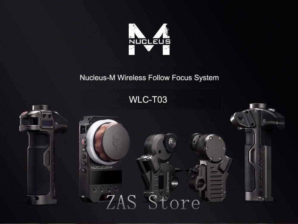 In Stock TILTA WLC-T03 Nucleus-M Wireless Follow Focus Lens Control System NucleusM free shipping free shipping 10pcs ad9850brs in stock