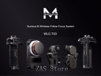 TILTA WLC T03 Nucleus M Wireless Follow Focus Lens Control System NucleusM Free Shipping In Stock